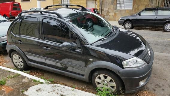 Citroën C3 1.4 8v X-tr Flex 5p 2008