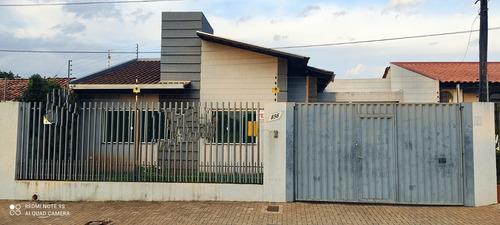 Imagem 1 de 30 de Casa Com 3 Dormitórios À Venda, 210 M² Por R$ 500.000,00 - Conjunto Libra - Foz Do Iguaçu/pr - Ca0730
