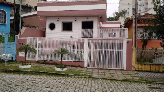 Casa Residencial À Venda, Centro Alto, Ribeirão Pires. - Ca0003