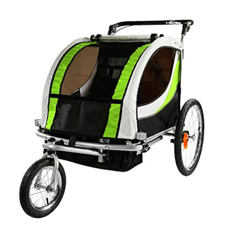 Clevr 3-in-1 Collapsible 2 Seat Double Bicycle