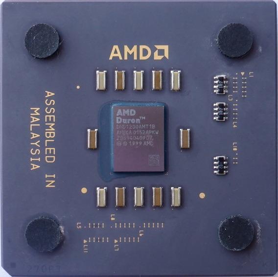 Processador Amd 462 Duron 1200 - Mod Dhd1200amt1b