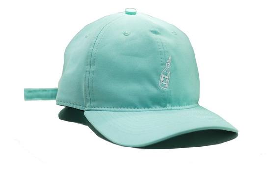 Boné Dad Hat Verde Claro Strapback Ultra Six