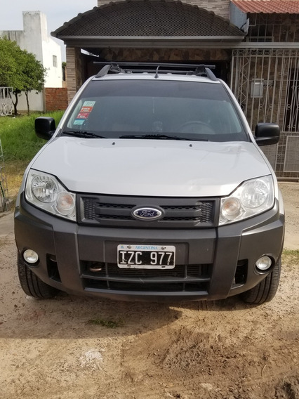 Ford Ecosport 1.6 Xl Plus 4x2 2010