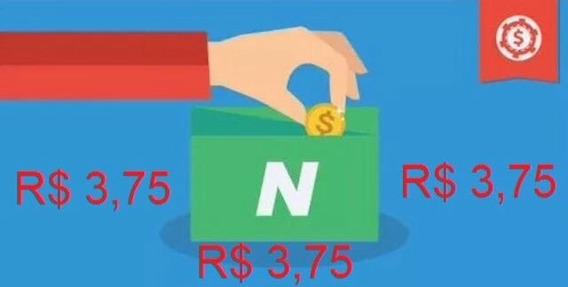 R$ 730 - U$ 200 - Bitcoin, Netteler.