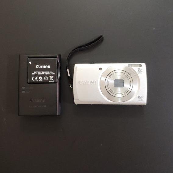 Câmera Canon 16mpx