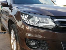 Volkswagen Tiguan 2.0 Track&fun 4m Tipt Climat Piel At 2012
