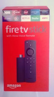 Amazon Fire Tv Stick Netflix 2da Generacion Ultima Version
