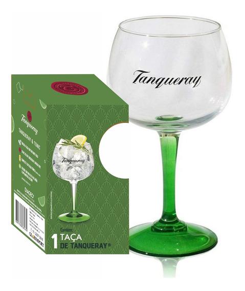Taça Tanqueray Vidro De Gin Personalizada Vidro 600ml