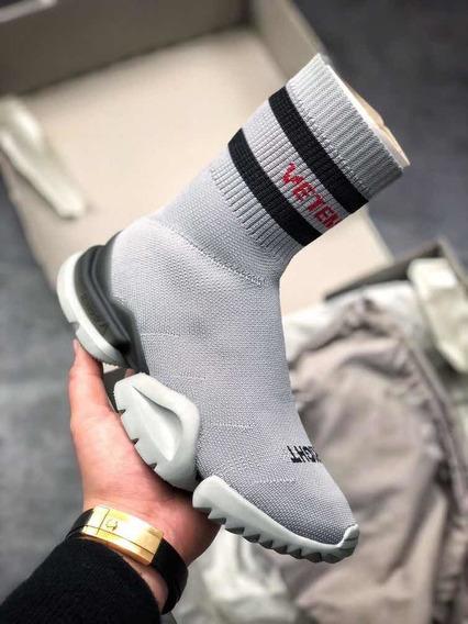 Reebok Vetements X Sock Pump High Top