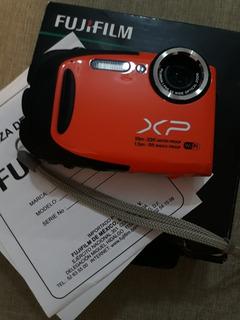 Cámara Profesional Digital Fujifilm Waterproof 10m