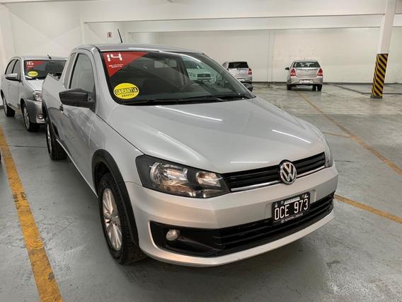 Volkswagen Saveiro Cab/ext Lista Para Trabajar, Muy Cuidada