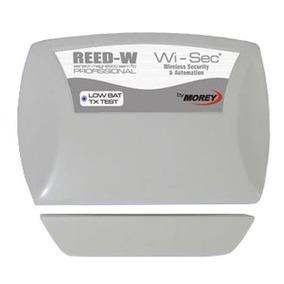 Sensor Magnético Sem Fio Supervisionado Reed-w3 Morey