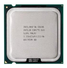Processador Core 2 Duo E8600 3.33 Ghz 1333 6m 775 Seminovo
