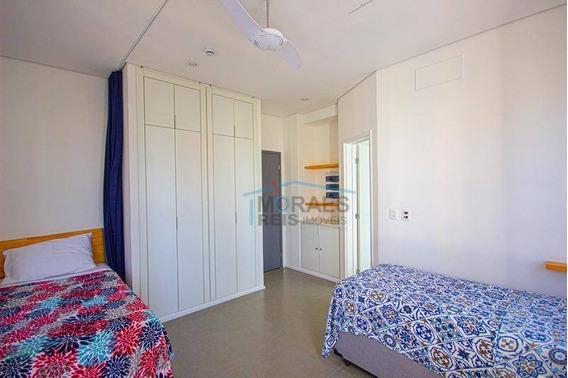 Studio Com 1 Dormitório Para Alugar, 20 M² Por R$ 1.500/mês - Santa Cecília - São Paulo/sp - St0083