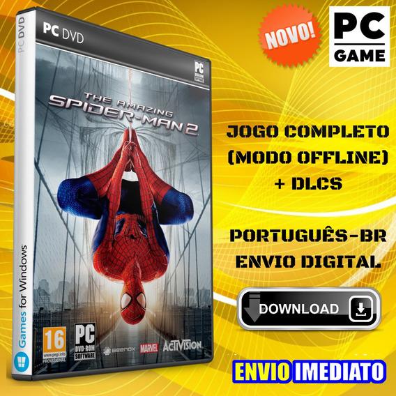 The Amazing Spider Man 2 - Pc - Envio Digital