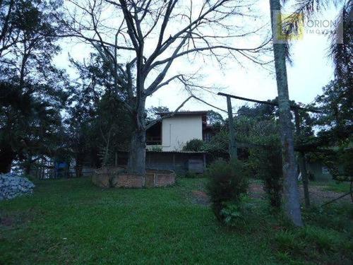 Chácara Com 4 Dormitórios À Venda, 6400 M² Por R$ 950.000 - Chácaras Boa Vista - Santana De Parnaíba/sp - Ch0060