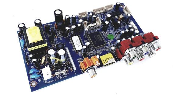 Placa Principal Para Dvd Semp Toshiba Dvd Sd8072hd