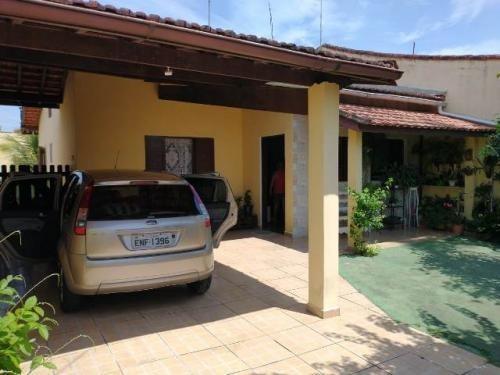 Excelente Casa Com 400 Metros Do Mar - Itanhaém 7408   A.c.m