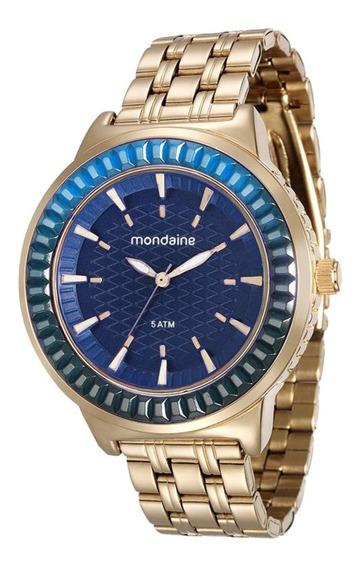 Relógio Mondaine Feminino 76624lpmvde6. N.f. 100% Original.