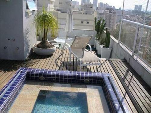 Cobertura Para Venda Em São Paulo, Cidade São Francisco, 3 Dormitórios, 3 Suítes, 4 Banheiros, 4 Vagas - 7994_2-498520