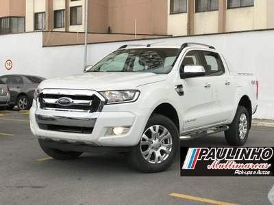Ranger 3.2 Limited Diesel Top De Linha 2019 0km