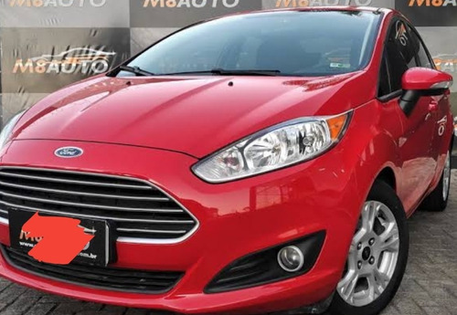 Ford Fiesta Sedan Titanium 1.6 Flex