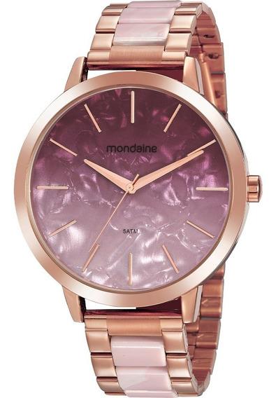 Relógio Feminino Mondaine Bicolor 53975lpmvrf2