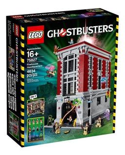 Lego 75827 Ghostbusters Cuartel De Bomberos Nuevo!