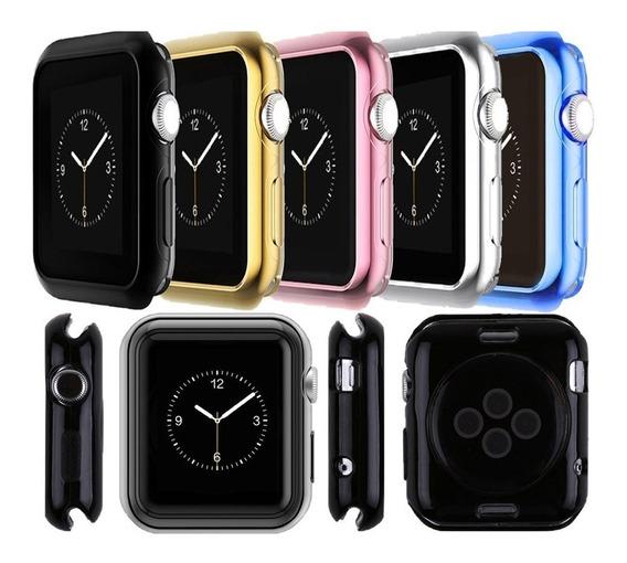 Case Protector Tpu Brillante Iwatch Serie 1 2 3