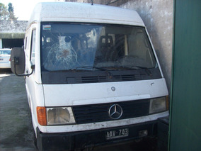 Mercedes Benz Mb 180 2.4 Furgon Oportunidad