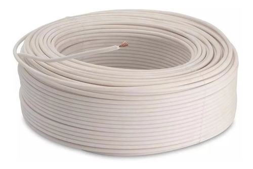 Cable 10 Thw Awg Pvc 75°c 600v X10 Mts Cabel /
