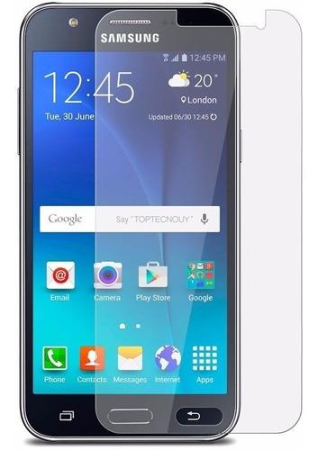 Mica De Vidrio Templado Para Celular Samsung Galaxy J7