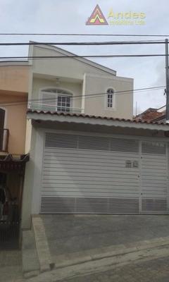Sobrado Residencial À Venda, Mandaqui, São Paulo. - So1554