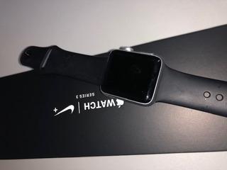 iPhone 7 Plus Rose Gold + Apple Watch Series 3 Seminovo