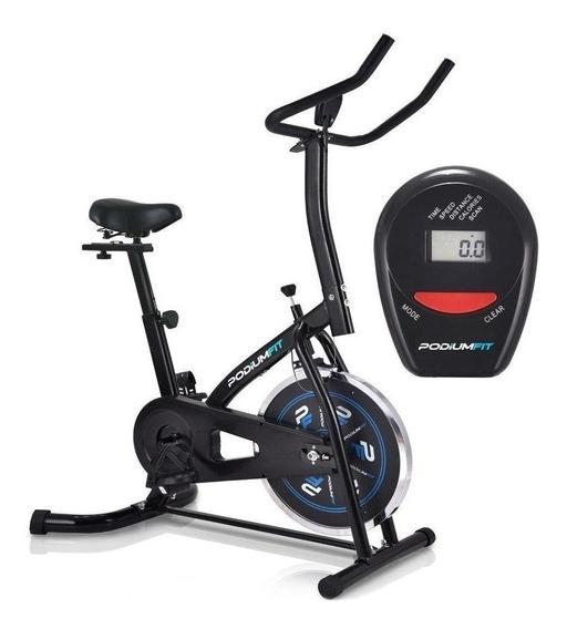 Bicicleta ergométrica spinning PodiumFit S100