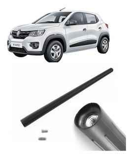 Haste Antena Renault Kwid - Esportiva Curta 20cm
