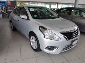 Nissan Versa Advance Tm 2017 Somos Agencia!!! Garantia!!