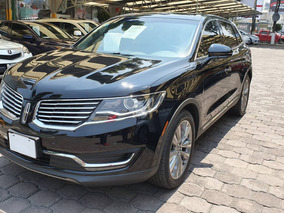 Lincoln Mkx Reserve 2017 Solo 11,000 Kms