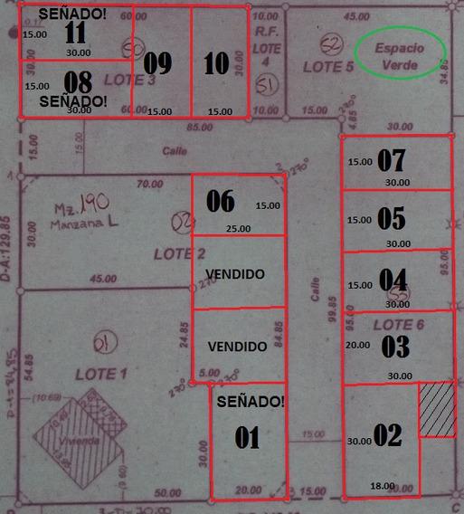 Se Venden Hermosos Terrenos En San José - Misiones