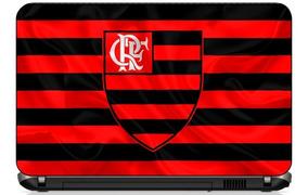 Adesivo Notebook Personalizado Flamengo Mengao Zico