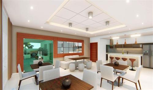 Imagem 1 de 8 de Apartamento - Venda - Vila Atlantica - Mongagua - Ctm587