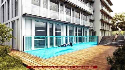 Condominio Espectacular, Departamento De Lujo $6,650,654