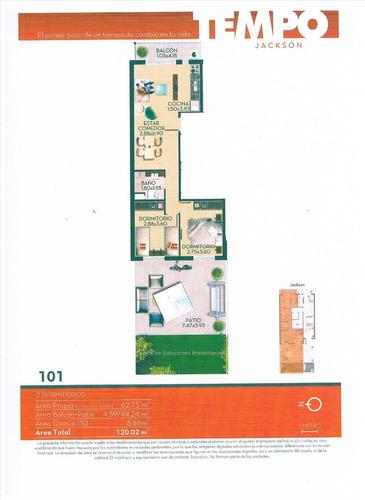 A Estrenar Apartamento 2 Dormitorios