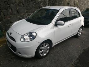 Nissan March 2013, Automático, Rines, Bolsas, Más Equipado