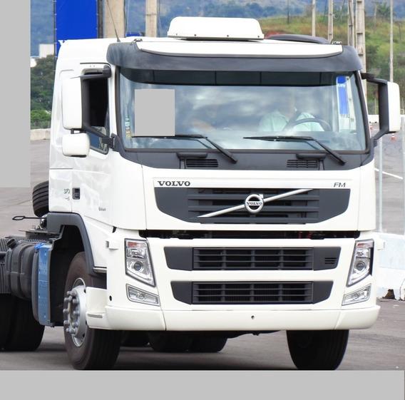 Volvo Fm 370 - 6x2 - 2013 - Automático - Teto Baixo