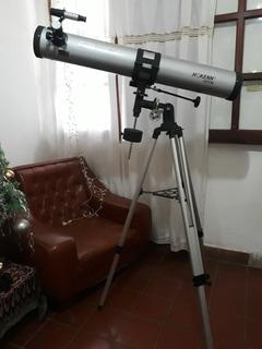 Telescopio Reflector Hokenn Hpr 76900al