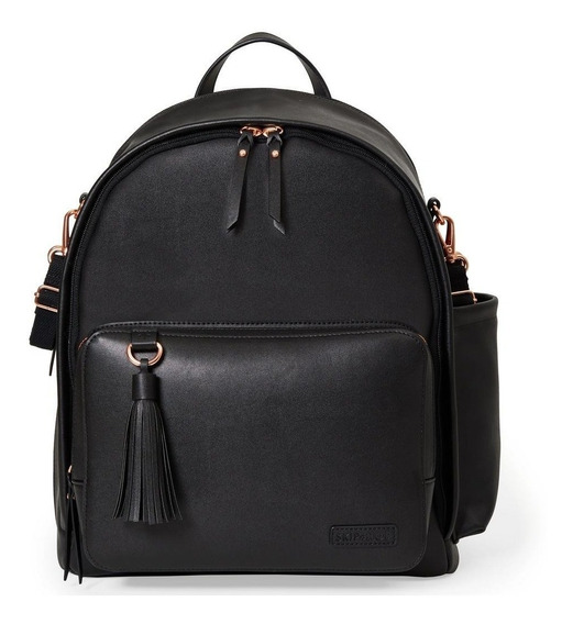 Bolsa Maternidade Skip Hop Greenwich Backpack Black
