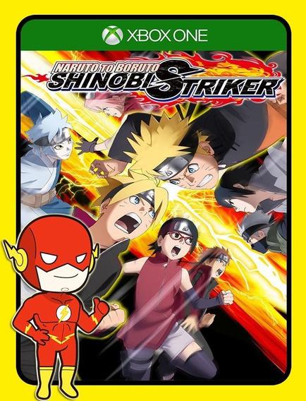 Naruto To Boruto Shinobi Striker Deluxe Xbox (envio Flash)