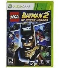 Lego Batman 2 Dc Super Heroes- Xbox 360 Midia Fisica