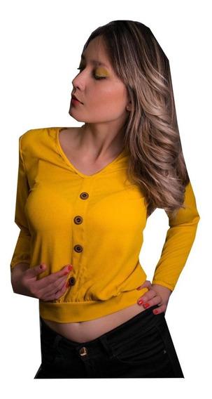 Blusa A La Moda Para Dama A.p